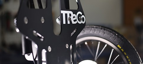 TReGo bike trolley